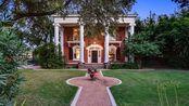 19.10.14 德州经典豪宅Magnificent Traditional Residence in Lockhart, Texas