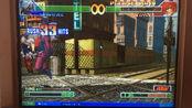 【拳皇98c】boss:晕了?!!你已经没了!!(不爆气也可以通用连招)