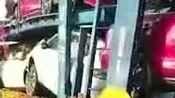 河南驻马店高速28辆汽车连环相撞,网友:愿每个人平安回家!
