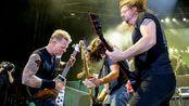 The Big 4 Anthrax Megadeth Slayer Metallica - 2011.09.14 - Yankee Stadium