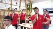 【青春颂祖国】佛山科学技术学院-电子信息工程学院合唱团庆祝新中国成立70周年快闪活动
