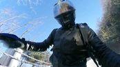 【Moto vlog#4】gsx250r跑妙峰山后轮抱死险些丧命