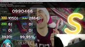 [osu!mania]7k 8.08星拍砖candy canes 99.95%