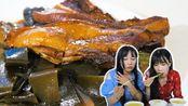 山东济宁甏肉干饭,一大片五花肉卖6元,17元两人吃到撑