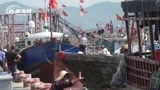 三亚崖州中心渔港有序复工 渔船可正常出港作业