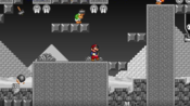 Mario Forever Rainbow Land v1.0 World 8-1 Completed Video