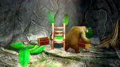 熊出没之夺宝熊兵:福尔摩斯熊来给熊大破案,真好玩