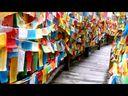 视频: 西藏林芝古代天莽台