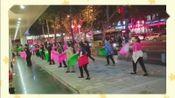 广场舞《阿哥阿妹》吉祥四季社区《舞蹈队表演》吉祥路露天广场《西安2019年9月28日》