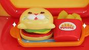 大眼兔玩具乐园 第71集 大眼兔的汉堡店