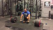 905 lb Deadlift @ 244.8 Bodyweight