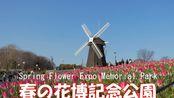 春 花博纪念公园 2020 Spring Flower Expo Memorial Park Gimbal Walk Osaka