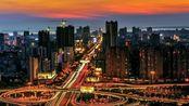 地图里看区域发展,湖南省岳阳市城市建设进程