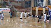 西安邮电大学校与西安欧亚学院女篮友谊赛