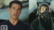 Tom Cruise Talks 'Top Gun: Maverick' Stunts