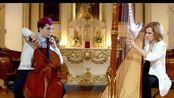 【大提琴竖琴】二重奏 儒勒马斯奈 Meditation丨Valérie Milot