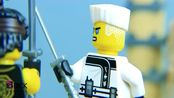 乐高Lego:趁师父外出办事 用师父的装备比武