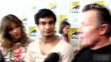 《天蝎》Elyes Gabel, Katharine McPhee and Robert Patrick 采访 - Scorpion