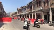 福建泉州市中山街,历史文化老街,历史的延续