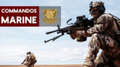French Commandos Marine _Bérets Verts _