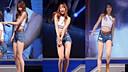 《韩女团饭拍》151016 EXID (Hani) - Up & Down