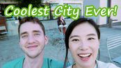 Coolest City Ever! | Trip with boyfriend to the USA #3 | Portland | TRAVEL VLOG
