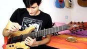 【Davie504】8弦吉他SOLO(Rob簽名款)| 8 STRINGS GUITAR SOLO