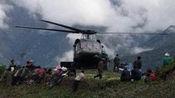天空传来一声巨响,一架飞机降落在河南驻马店农村,到底咋回事?
