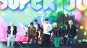 【Super Junior】SUPER Clap+Miracle 经纪人代彩排系列吗 [4k直拍] BOF 191019