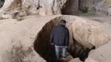 广西桂林发现一山洞,洞里面好多砖瓦房子,走进洞才发现这里不简单