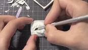 【橡皮章】手工雕刻樱桃小丸子~超简单的呀,你也可以学会哦,客订的~