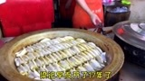 合肥卖煎饺1元3个,17年老店生意火爆,馅多皮脆,老少皆宜