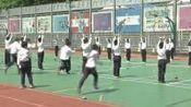 [配课件教案]3.一二年级体育《3.单手持轻物投准与游戏》陕西省一等奖