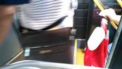 【巴士一公司】155路公交车(S0K-0050)(栖山路巨野路-昆明路海门路)全程【VID_20170913_181256】_标清