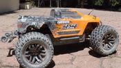 arrma granite 花岗岩 4x4 1/10 大脚 大脚车 2s 车架传动 差速 齿轮 拆解 解析 rc 遥控模型车
