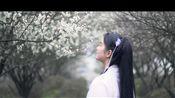 【花间酒】春光应有春色好///武汉的早樱开啦,穿上汉服去踏青!(瞎幻想