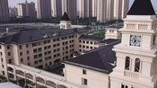 【4K航拍】北京外国语大学附属上海市田园高级中学 第17届秋季运动会
