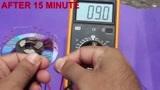 国外手工制作,电阻的大小会随时间变化,测量的很是准确