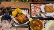 内地小夫妻在香港,在香港旺角吃顿快餐,猜猜花了多少钱