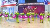 广场舞【幸福舞起来】。临沂市公益体彩舞蹈队表演。