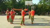 济南高新东区西顿邱舞蹈队圈圈舞(欢聚一堂)