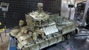 【BOSS戦車】1/35 TIGER MODLE 以色列Nagmachon(纳格玛乔恩)狗窝早期型步兵战车模型制作与涂装合集