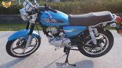 历经20余年终于复活,27马力300cc经典摩托,售3.7万