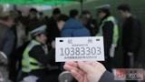 最严新规即将上线!杭州电动车备案登记处排长队上新牌