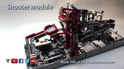 LEGO GBC 9 (4 modules - 1 motor) - 42043 C model Mercedes-Benz Arocs 3245
