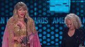 """厉害了!我的霉!【泰勒·斯威夫特】在2019年美国音乐奖上被评为""""死亡艺术家"""""""