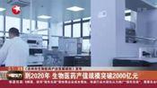 视频|《苏州市生物医药产业发展规划》发布: 到2020年 生物医药产值规模突破2000亿元