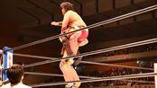 NJPW20170205现场拍摄Hirooki Goto vs Juice Robinson