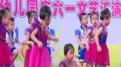 黄冈镇第二中心园3欢乐跳跳跳