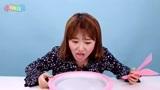 小伶玩具:铁板冰激凌,自己制作的你吃过吗?需要材料是什么呢?